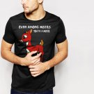 Rudolph Reindeer Men T-Shirt cool retro vintage Christmas