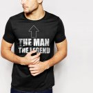 The Man The Legend Men T-Shirt Funny Novelty Inappropriate