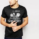WHO'S The MASTER Men T-Shirt You Say Sho'Nuff - The Last Dragon