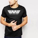ALIEN MOVIE PROMETHEUS MEN T-SHIRT WAYLAND CORPORATION