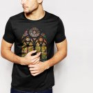 Banksy Cathedral Church Men T-Shirt