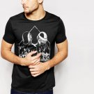 Daft Punk Men T-Shirt Electro Disco Sleeveless