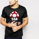 OH GROW UP Men T-Shirt nintendo size video game mushroom