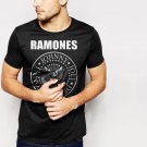 RAMONES PRESIDENTIAL SEAL MEN T-SHIRT