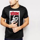 Stax Records Men T-Shirt R&B Blues Soul Music