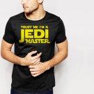 TRUST ME I'M A JEDI MASTER Men T-Shirt funny nerdy star wars