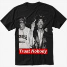 Tupac Trust Nobody Black T-Shirt
