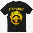MAD MAX FURY ROAD Black T-Shirt S - 2XL