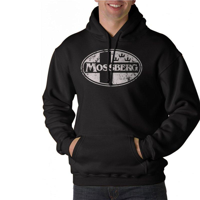 MOSSBERG Black Hoodie