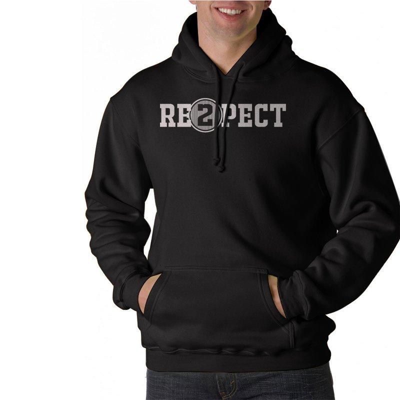 Respect 2 Re2pect Derek Jeter Captain Black Hoodie