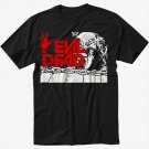 THE EVIL DEAD HORROR ZOMBIE Men Black T Shirt