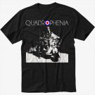 VESPA SCOOTER LAMBRETTA QUADROPHENIA Men Black T Shirt
