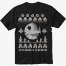 Dark Side of the Force Star Wars Ugly Sweater Men Black Tshirt