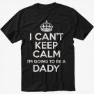 Dad Maternity Men Black T-Shirt