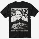 Carol's Cookies The Walking Zombie Dead  Black T-Shirt