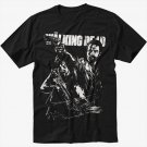 The Walking Dead Grimes Dixon Black T-Shirt