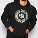 New Rare Lloyd Banks Southside Queens G-Unit 50 Cent Hip Hop Rap Men Black Hoodie Sweater