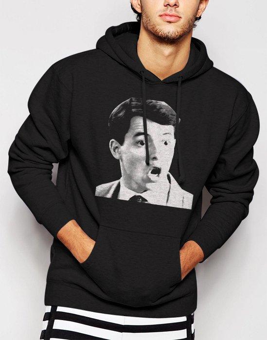 New Rare Ferris Bueller save ferris, 80s movie Men Black Hoodie Sweater