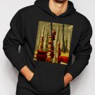 New Rare Read Books Artwork Men Black Hoodie Sweater