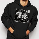 New Rare Miinions Happy Birthday Men Black Hoodie Sweater