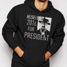 New Rare Breaking Bad Heisenberg For President 2016 Men Black Hoodie Sweater