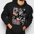 New Rare Banksy Street Art Graffiti Cool Men Black Hoodie Sweater
