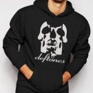New Rare Deftones Alternative Rock Men Black Hoodie Sweater