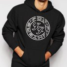 New Rare Foo Fighters Grunge Rock Legends Men Black Hoodie Sweater
