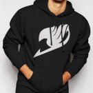 New Rare Anime Fairy Tail Guild Mark Cosplay Men Black Hoodie Sweater