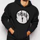New Rare Drunk 1 ST PATRICK'S DAY beer irish PATTY'S FUNNY Men Black Hoodie Sweater