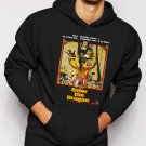 New Rare Enter The Dragon - Custom Bruce Lee Men Black Hoodie Sweater
