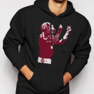 New Rare Johnny Manziel Manzieling Men Black Hoodie Sweater