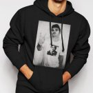 New Rare Morrissey-Finger Flip rock band The Smiths Men Black Hoodie Sweater