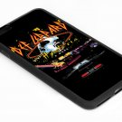 Def Leppard Logo Iphone 6s 5.5 Inch Black Case