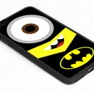 Despicable Me Batman Minions Iphone 6s 5.5 Inch Black Case