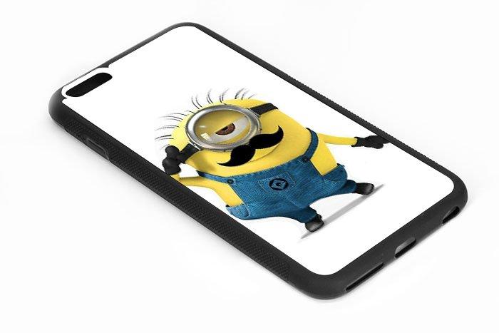 Despicable Me Minion Mustache Iphone 6s 5.5 Inch Black Case
