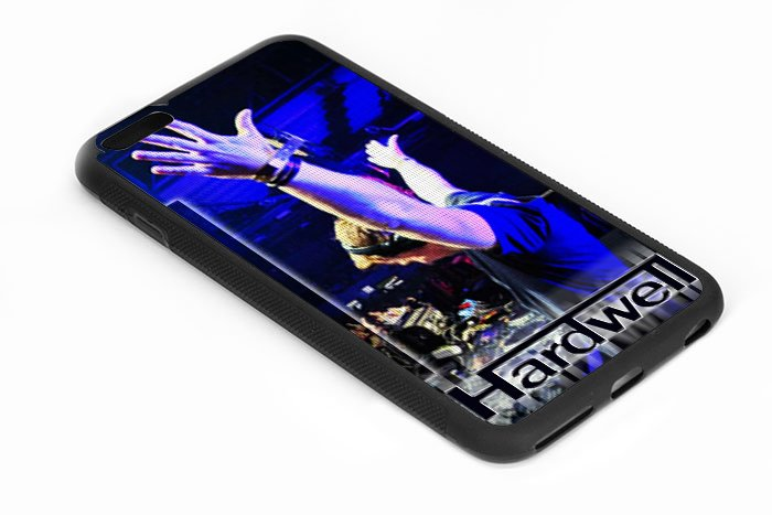 DJ Hardwell Mixer Swedish Iphone 6s 5.5 Inch Black Case