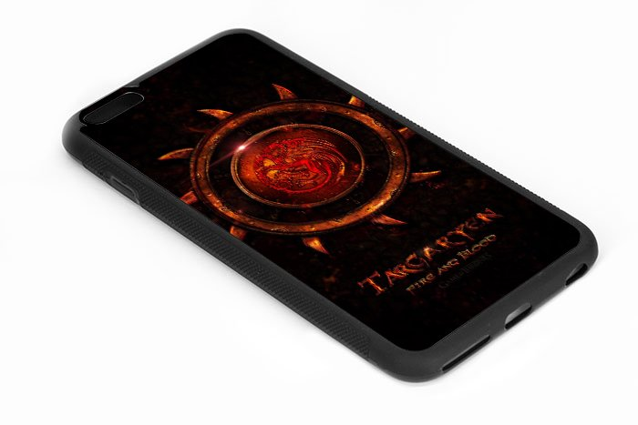 Game of Thrones clan family Targaryen Iphone 6s 5.5 Inch Black Case