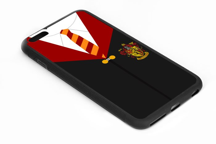 Harry Potter Gryffindor Robe Iphone 6s 5.5 Inch Black Case