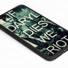 If Daryl Dies We Riot Iphone 6s 5.5 Inch Black Case