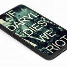 If Daryl Dies We Riot Iphone 6s 5.5 Inch Black Case