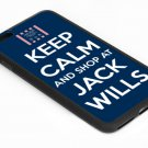 Keep Calm And Shop Jack Wills Iphone 6s 5.5 Inch Black Case