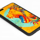 Lion Roar King Simba Colourful Iphone 6s 5.5 Inch Black Case
