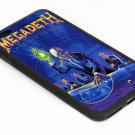 Megadeth Rust in Peace Tour 1990 Iphone 6s 5.5 Inch Black Case