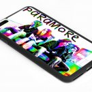 Paramore Colorful Rainbow Iphone 6s 5.5 Inch Black Case