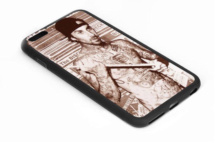 Travis Barker Blink 182 Iphone 6s 5.5 Inch Black Case