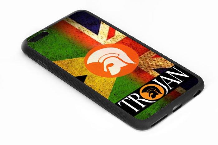 Trojan SKA Reggae Iphone 6s 5.5 Inch Black Case