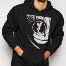 007 Danger Mouse Men Black Hoodie