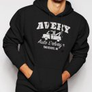 Avery Auto Salvage documentary wisconsin Men Black Hoodie