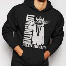 Killuminati Illuminati New World Order Men Black Hoodie